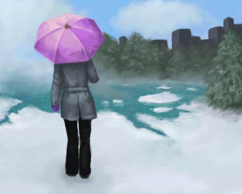 Un jour d'hiver